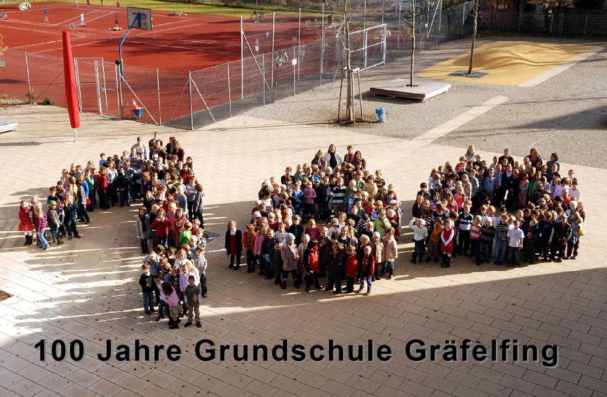 100 Jahre GS Gräfelfing