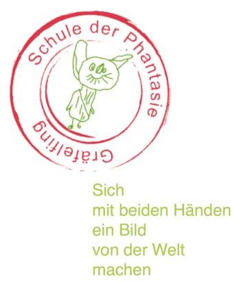 Logo Schule der Phantasie