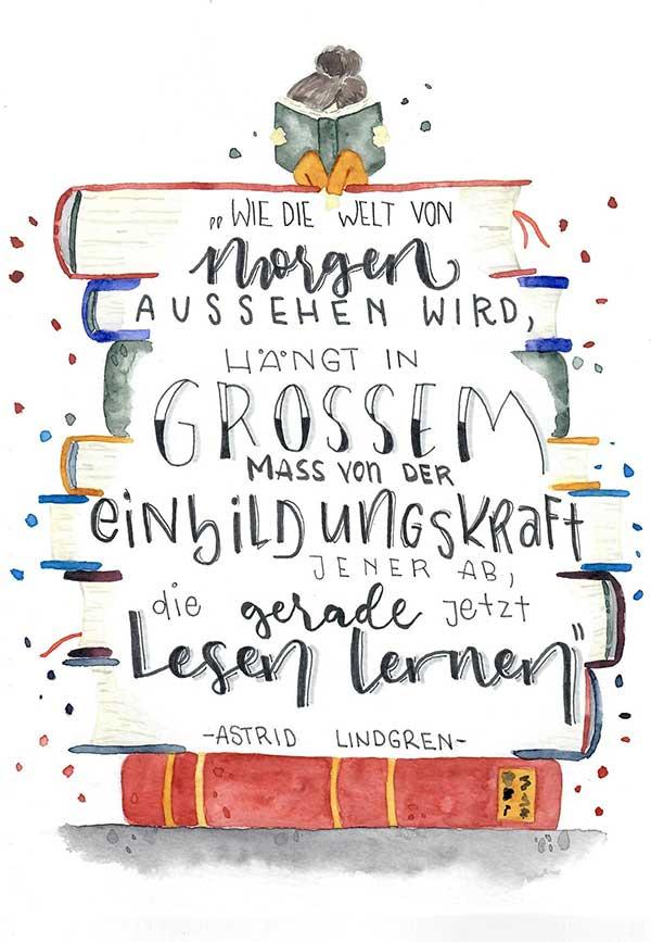 Astrid Lindgren JSA